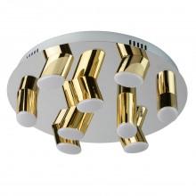 Светодиодный потолочный светильник Regenbogen Life 609013709 Фленсбург 36 Вт 3200К Хром