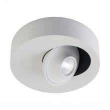 Накладной точечный светильник Regenbogen Life 637016501 Круз 7 Вт 3000К Белый