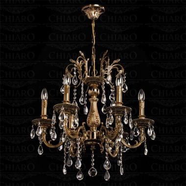 Люстра подвесная Chiaro 301013506 Свеча