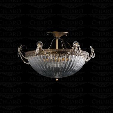 Светильник потолочный Chiaro 482010204 Селена