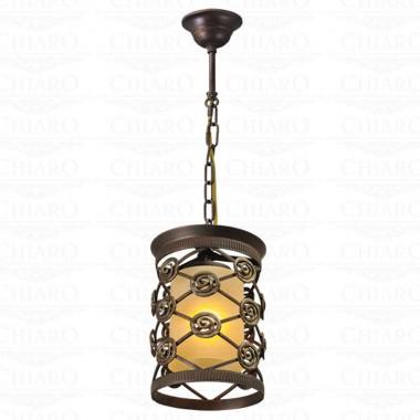 Светильник в стиле Лофт подвесной Chiaro 382016401 Айвенго