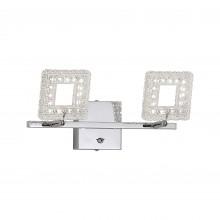 Спот с выключателем Citilux CL559621 Кристалино 12 Вт 3000K Хром
