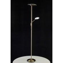 Торшер светодиодный с лампой для чтения Citilux CL802003 Дискус