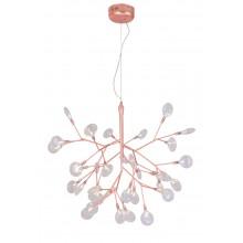 Светильник подвесной Crystal Lux EVITA SP36 COPPER/TRANSPARENT