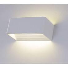 Настенный светодиодный светильник Crystal Lux CLT 010W200 WH белый 6 Вт 4000К
