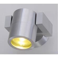 Настенный светильник Crystal Lux CLT 020CW AL алюминий