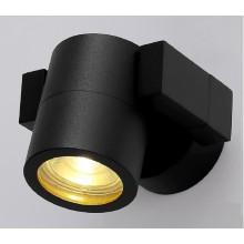 Настенный светильник Crystal Lux CLT 020CW BL черный