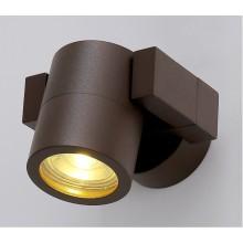 Настенный светильник Crystal Lux CLT 020CW BR коричневый