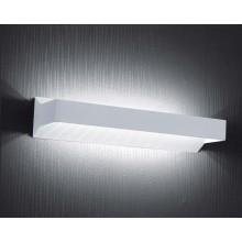 Настенный светодиодный светильник Crystal Lux CLT 326W530 белый 18 Вт 4000К