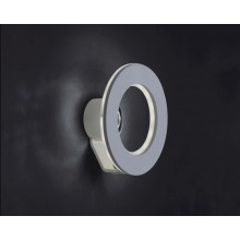Настенный светодиодный светильник Crystal Lux CLT 329W220 белый 1 Вт 4000К