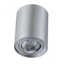 Накладной точечный светильник Crystal Lux CLT 410C AL алюминий