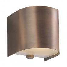 Настенный светодиодный светильник Crystal Lux CLT 430W COP медный