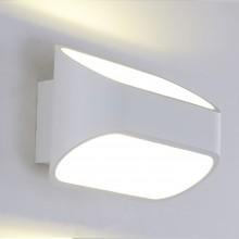 Настенный светодиодный светильник Crystal Lux CLT 510W WH белый 6 Вт 4000К
