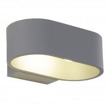 Настенный светодиодный светильник Crystal Lux CLT 511W150 GR серый 6 Вт 4000К