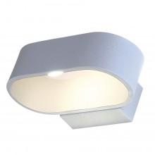 Настенный светодиодный светильник Crystal Lux CLT 511W150 WH белый 6 Вт 4000К