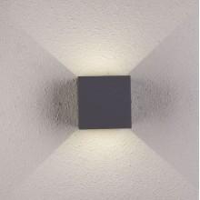 Настенный светодиодный светильник Crystal Lux CLT 520W GR серый 6 Вт 4000К