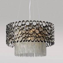 Хрустальная люстра Crystal Lux FASHION SP4 D50 никель