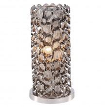 Настольная лампа Crystal Lux FASHION TL1 никель