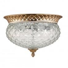 Потолочный светильник Crystal Lux HOLA PL4 GOLD золотой