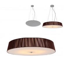 Потолочный светильник Crystal Lux MIKO PL500 Хром
