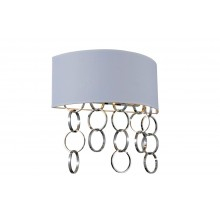 Настенный светильник Crystal Lux OLIMPO AP2 хром
