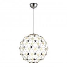 Люстра подвесная светодиодная Divinare 1610/02 SP-140 Cristallino хром 70 Вт