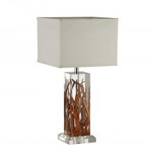 Настольная лампа Divinare 3200/09 TL-1 хром