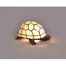 Настольная лампа в стиле Тиффани Omnilux OML-81104-01