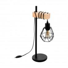 Настольная лампа Eglo Townshend 5 43136 E27 60 Вт