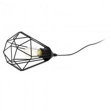 Настольная лампа Eglo Tarbes 94192 черный E27 60 Вт