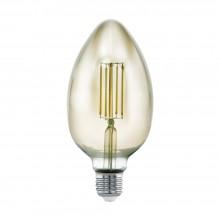 Лампа светодиодная димммруемая Eglo Lm_Led_E27 11839 E27 40 Вт 3000K