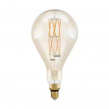 Лампа светодиодная димммруемая Eglo Big Size 11686 E27 PS160 8 Вт 2100K