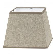 Абажур Eglo Vintage 49974 E27*E14 240х165, Н180, текстиль, светло-коричневый
