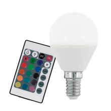 Лампа светодиодная димммруемая с пультом Eglo Lm_Led_E14 10682 E14 40 Вт 3000K