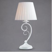 Настольная лампа Bogates 01090/1 Severina глянцевый белый