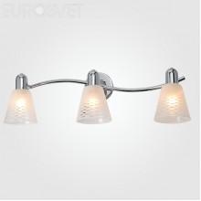 Светильник спот Eurosvet 20053/3 хром Organic