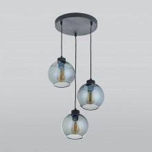 Подвесной светильник со стеклянными плафонами 2819 Cubus Graphite
