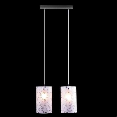 Светильник подвесной Eurosvet 1129-2 хром