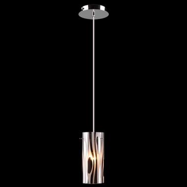 Светильник подвесной Eurosvet 1575-1 хром