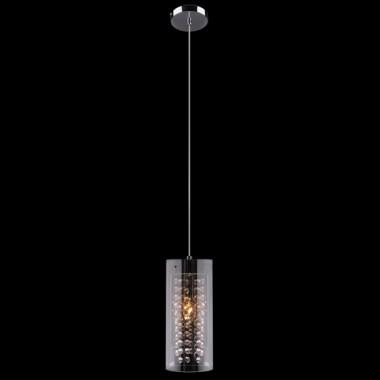 Светильник подвесной Eurosvet 1636-1 хром