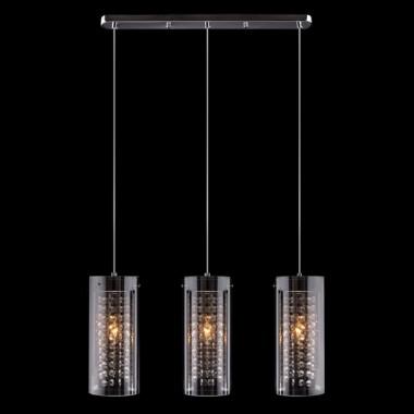 Светильник подвесной Eurosvet 1636-3 хром
