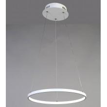 Люстра подвесная светодиодная Favourite 1765-4P Giro White белый 32 Вт
