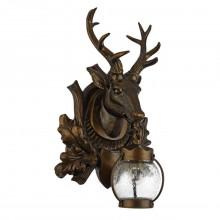 Бра уличное Favourite 1849-1W Hunt коричневый