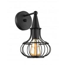 Бра в стиле Лофт Favourite 1719-1W Ellipse черный