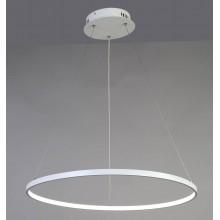 Люстра подвесная светодиодная Favourite 1765-6P Giro White белый 48 Вт