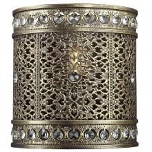 Светильник настенный Favourite 1626-1W Karma коричневый