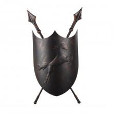 Светильник настенный Favourite 1787-2W Schild коричневый
