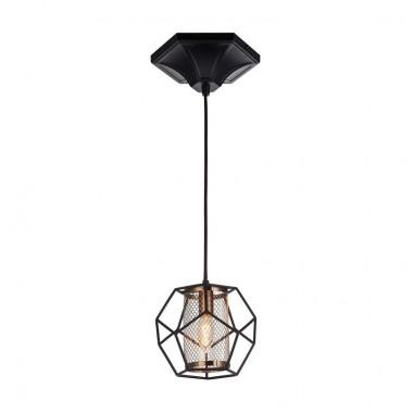 Светильник подвесной Favourite 2038-1P Septum черный