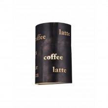 Бра в стиле Лофт Favourite 1503-1W Espresso черный