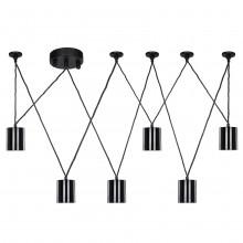 Светильник в стиле Лофт Favourite 1441-6P Actuel черный